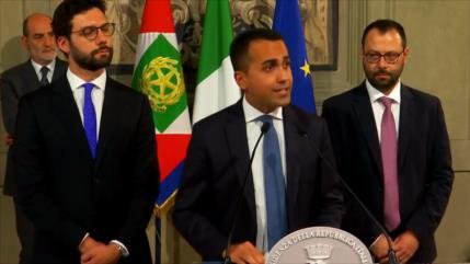 El PD y el M5S pactan un Gobierno en Italia con Conte a la cabeza