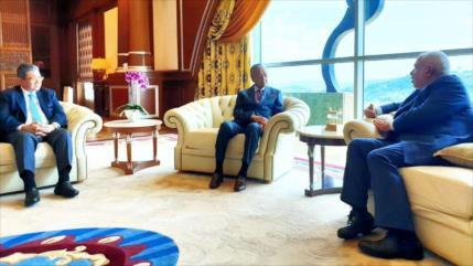 Irán y Malasia acuerdan reforzar lazos pese a sanciones de EEUU