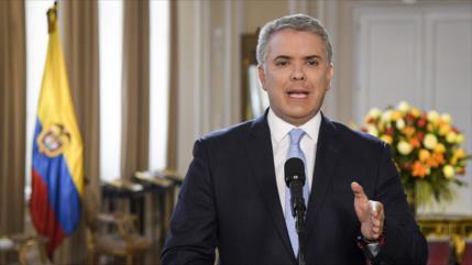 Duque ordena una ofensiva contra exjefes disidentes de las FARC