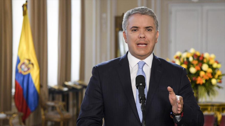 Duque ordena una ofensiva contra exjefes disidentes de las FARC   HISPANTV