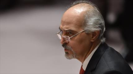 Damasco: Terroristas europeos frenan paz en Siria e Irak