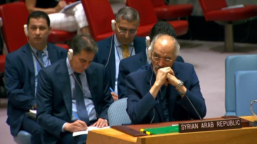 Siria denuncia apoyo de Occidente a terroristas | HISPANTV