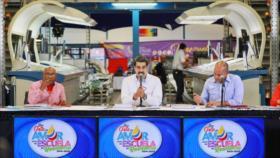 """Maduro acusa a Bolsonaro de entregar la Amazonia """"a sus amigotes"""""""
