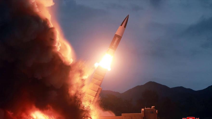 Pyongyang culpa al imperialismo de EEUU por sus pruebas de misiles | HISPANTV