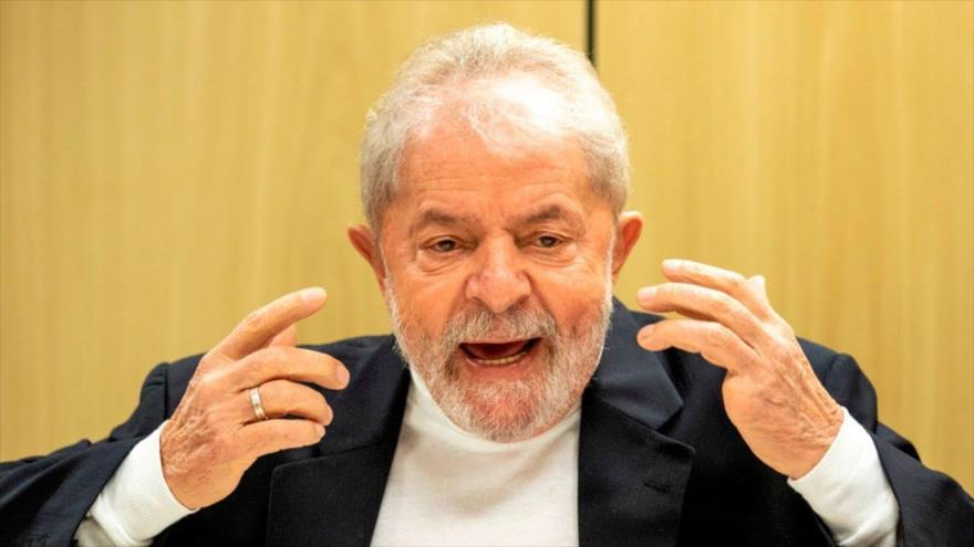 Lula: Estupidez está al máximo nivel en el Gobierno de Brasil