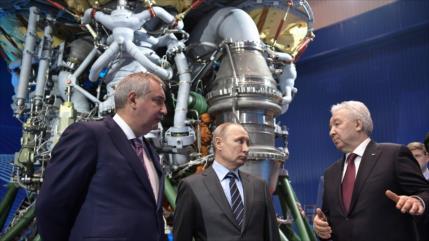 Rusia reacciona al Comando Espacial creado por Donald Trump