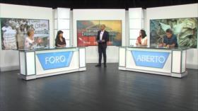 Foro Abierto: Colombia; exguerrilleros de las FARC anuncian vuelta a las armas
