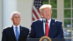 Trump: Aranceles para China entran en vigor el 1 de septiembre