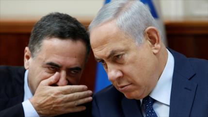 'El ministerio de exteriores de Israel se declara en bancarrota'