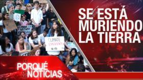 El Porqué de las Noticias: Acuerdo nuclear. Cambio climático. Desaparecidos en Latinoamérica