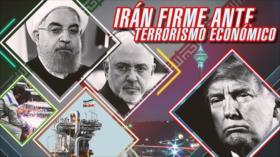 Detrás de la Razón: EEUU aplica su máxima presión; Irán no se doblega