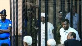 Al-Bashir confiesa haber recibido soborno millonario de Bin Salman