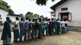India excluye a 2 millones de musulmanes de su lista de ciudadanos