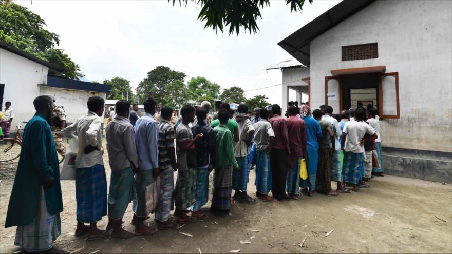 India excluye a 2 millones de musulmanes de su lista de ciudadanos | HISPANTV