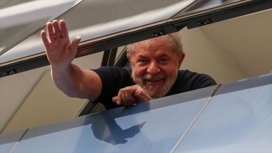 Sondeo: Lula, el mejor presidente en la historia reciente de Brasil | HISPANTV