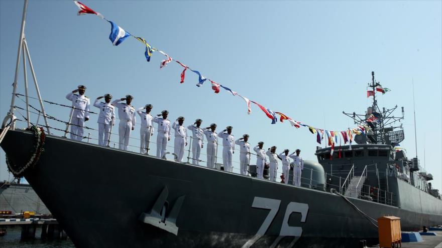 Fuerza Naval de Irán inicia maniobras en el mar Caspio | HISPANTV