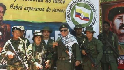 Las FARC emiten una nueva declaración y acusan a Duque de traición