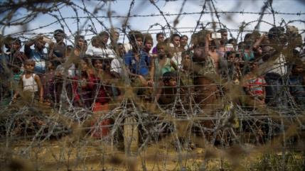 Muere a tiros cuarto Rohingya bajo custodia policial de Bangladés