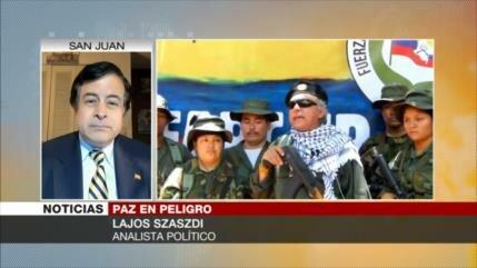 Crisis en Colombia se debe a las injerencias de Duque en Venezuela