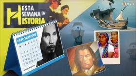 Esta Semana en la Historia: Estalla la II Guerra Mundial. La descolonización de Vietnam. Día Internacional de la mujer indígena. 1ª vuelta al mundo
