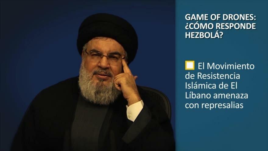 PoliMedios: Game of drones: ¿Cómo responde Hezbolá?