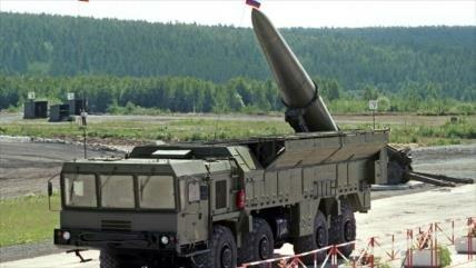 Moscú sugiere a la OTAN aplazar despliegue de misiles