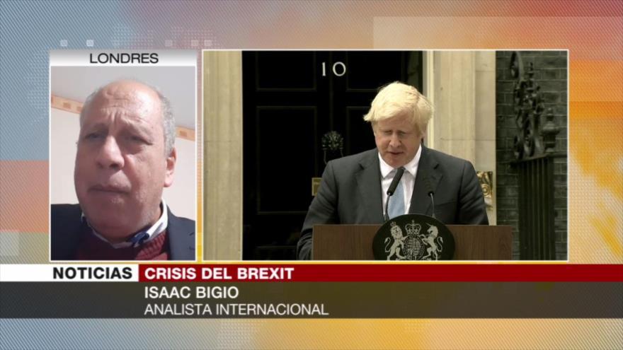 Bigio: Estamos en la mayor crisis de este siglo en el Reino Unido | HISPANTV