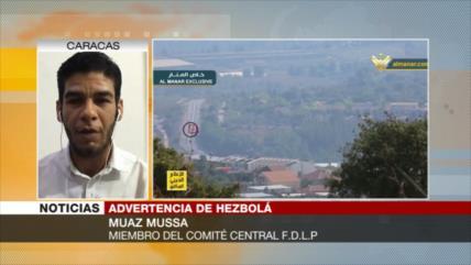 Mussa: La respuesta de Hezbolá resalta la debilidad de Netanyahu