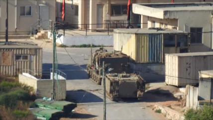 Vídeo revela que Israel ha evacuado su base atacada por Hezbolá