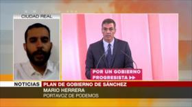 """""""Gobierno de coalición, única vía que favorece a los españoles"""