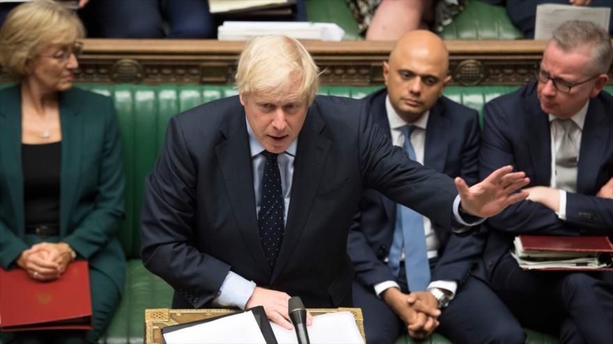 Boris Johnson pierde la mayoría absoluta parlamentaria | HISPANTV