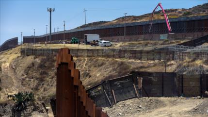 Pentágono dedicará $ 3 600 millones al muro fronterizo con México