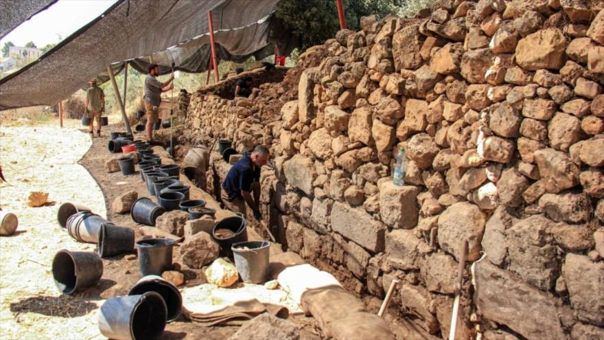 Lugar donde Jesús se habría aparecido tras tras la resurrección.