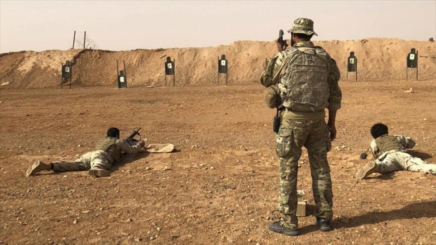 Medio turco: EEUU entrena a 700 nuevos terroristas en Siria | HISPANTV