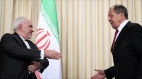 Irán y Rusia buscan garantizar la seguridad del Golfo Pérsico