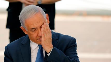 Palestinos condenan la 'peligrosa' visita de Netanyahu a Al-Jalil