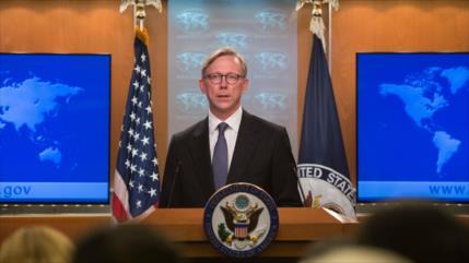 EEUU rechaza exenciones para permitir línea de crédito a Irán