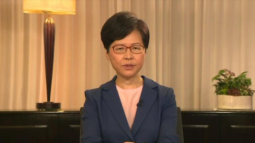 Hong Kong retira definitivamente ley de extradición a China