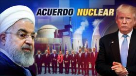 Detrás de la Razón: Irán da el tercer paso, el más contundente