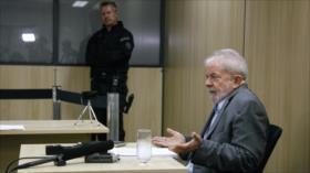 Lula: Brasil está siendo destruido por un Gobierno de 'traidores'