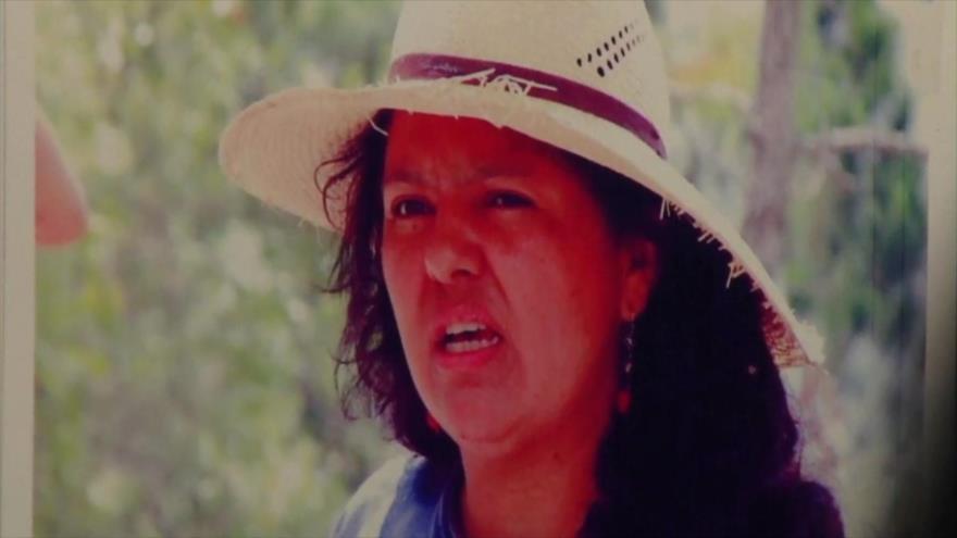 Familia de Berta Cáceres en Honduras presenta nueva información