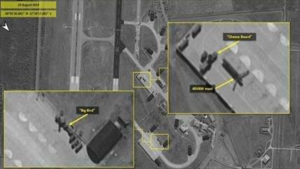 """Satélites: S-400 rusos están en """"posición operativa"""" en Turquía"""