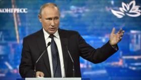 Putin: Rusia fabricará misiles prohibidos por el Tratado INF