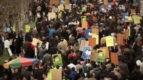 Irán Hoy: Día contra el colonialismo británico