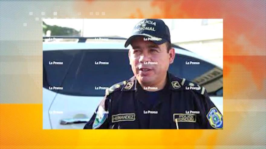 Primo del presidente hondureño señalado por tráfico de drogas