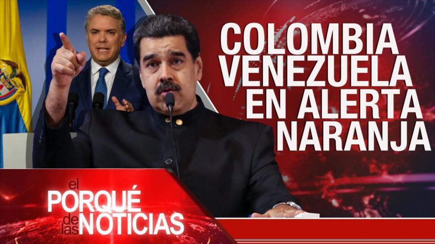 El porqué de las noticias: Tensión Rusia-EEUU. Maniobras venezolanas en frontera con Colombia. Caótico Brexit