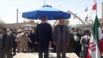 Irán e Irak reabran el cruce fronterizo de Josravi