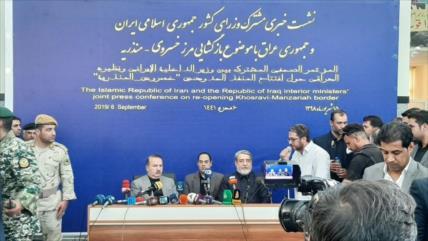 Irán e Irak adoptan medidas necesarias de cara al Día de Arbaín