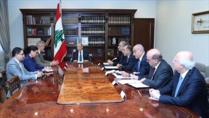 El Líbano promete 'defensa legítima' ante toda violación israelí