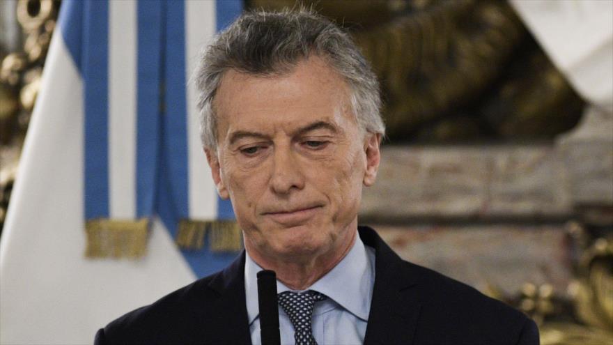 Informe: Argentina pierde $ 40 000 por políticas de Macri | HISPANTV